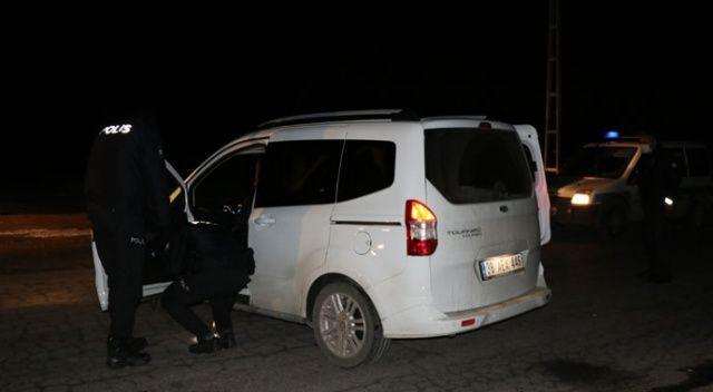 Polisten kaçan şüpheli taşıdığı uyuşturucu maddeleri yuttu