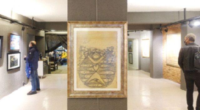 Ressam Balaban'a 100. yaş sergisi