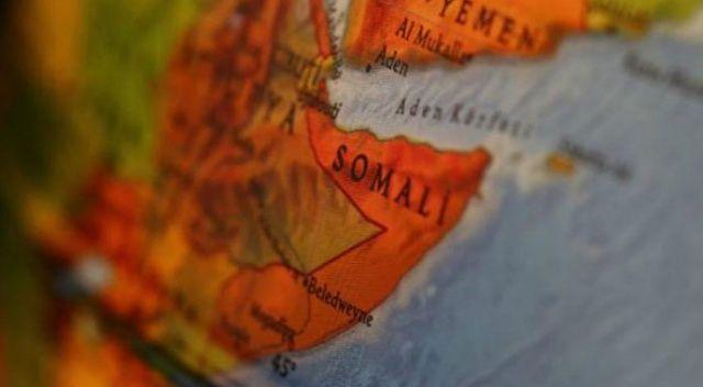Somali'de karakol yakınında patlama: 1 yaralı
