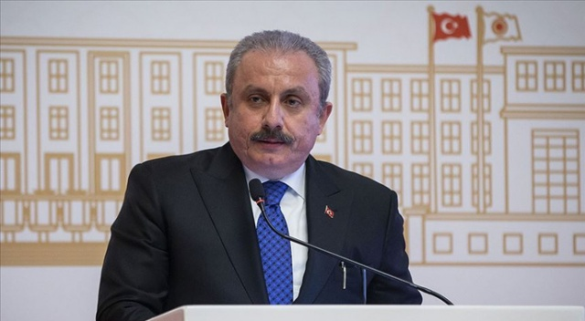 """TBMM Başkanı Şentop: """"DEAŞ'a karşı göğüs göğse mücadele veren tek NATO müttefikinin Türkiye olduğu gerçeği görmezden gelinmemeli"""""""