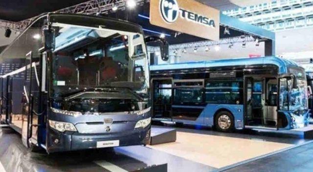 TEMSA'nın elektriklisi Romanya'da yollara çıkıyor