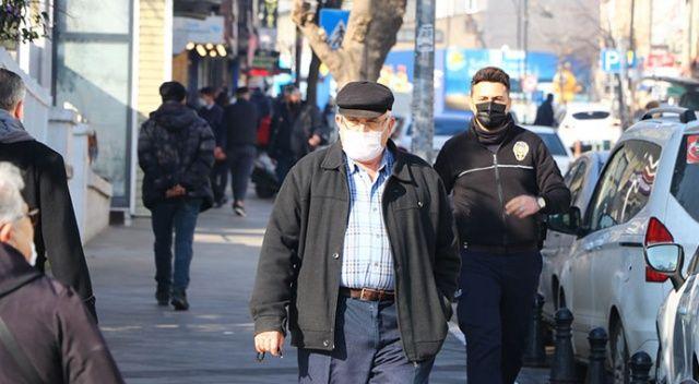 Trakya'da Covid-19 vakaları geçen haftaya göre artış gösterdi