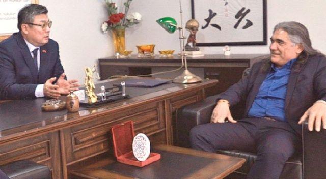 Türk- Çin Hukuk Derneği yatırımcılara destek olacak