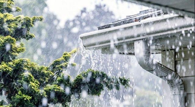 Uzmanından uyarı: İstanbul'u çatı suyu kurtarır