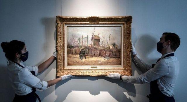 Van Gogh'un eseri bir asır sonra ilk defa sergileniyor