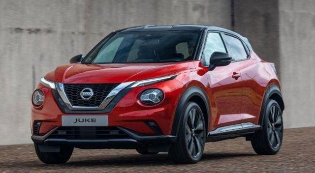 Yeni Nissan Juke... Tasarım ve teknolojide atak yaptı