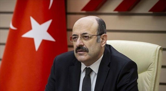YÖK Başkanı Saraç'tan yüz yüze eğitim açıklaması