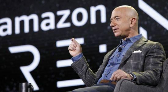 Amazon'un kurucusu Jeff Bezos CEO'luk görevinden ayrılıyor