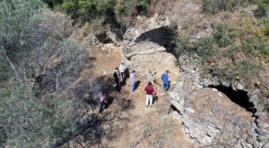 Arkeoloji dünyasını heyecanlandıran keşif: Benzeri bulunamadı, bin 800 yıllık