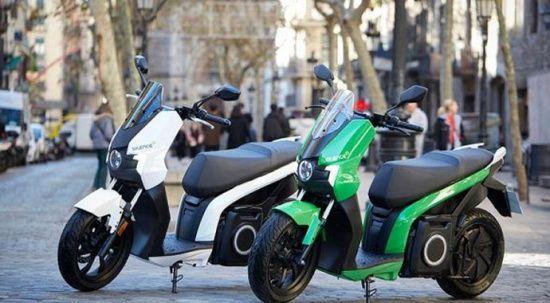 Elektrikli scooter  lideri Türkiye'de