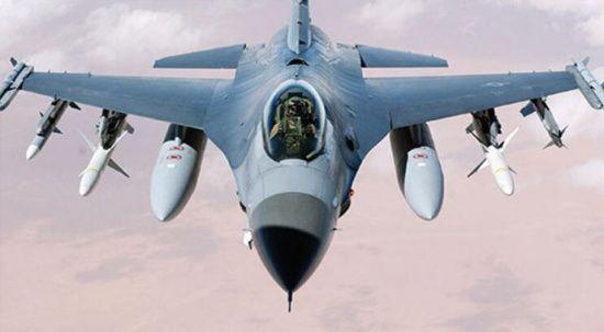 F-16'lar güçlendiriliyor: Ömrü 8 bin saatten 12 bin saate çıkacak