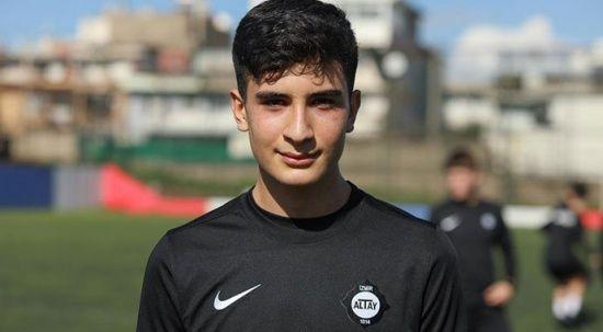 Fethi Sekin'in oğlu Burak Tolunay Sekin: Babam beni Galatasaray'da görmek isterdi