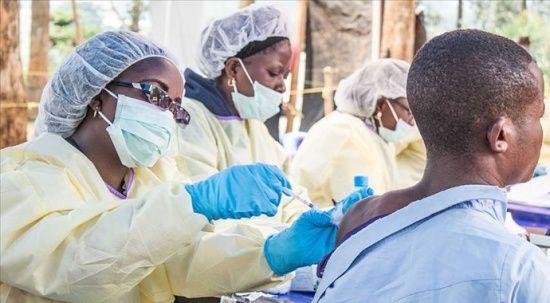 Gine'de ebolaya karşı aşı kampanyası başlatıldı