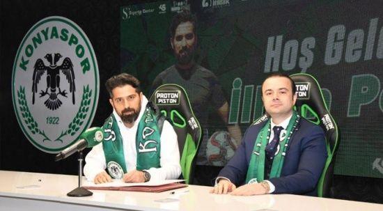 Konyaspor, İlhan Palut ile 1,5 yıllık sözleşme imzaladı