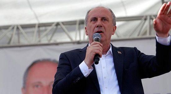 Muharrem İnce, CHP üyeliğinden istifa etti