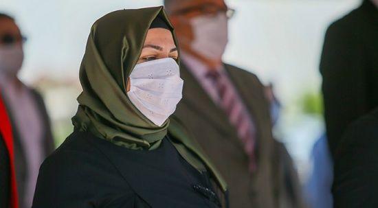 """Şehit Fethi Sekin'in eşi """"yardım"""" iddialarını yalanladı: Bütün ihtiyaçlarımızı devlet karşılıyor"""