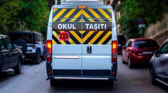 Türkiye'de 120 bin okul servisi kontak açmıyor