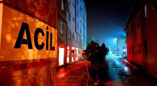 Yurtta karantinadaki 40 kişi zehirlenerek hastanelik oldu