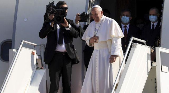 'Papa, Irak'a kardeşlik  ve barış için gelmedi'