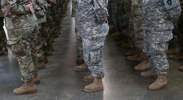 ABD'de ulusal muhafızlara verilen yemeklerin bozuk olduğu iddia edildi