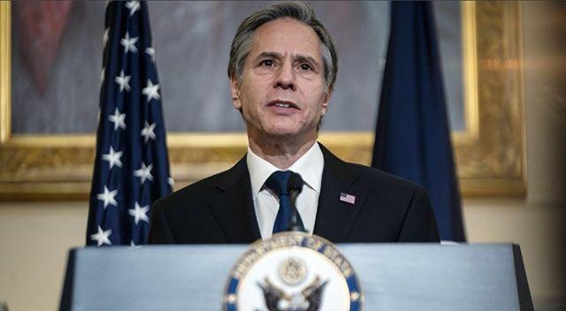 ABD Dışişleri Bakanı Blinken'den Afgan liderlere barış mektubu