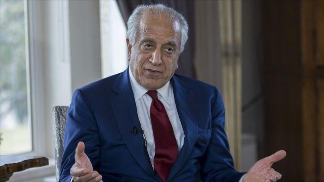 ABD'nin Afganistan Özel Temsilcisi Halilzad: Afgan ve Taliban tarafı müzakere sürecini hızlandırmalı
