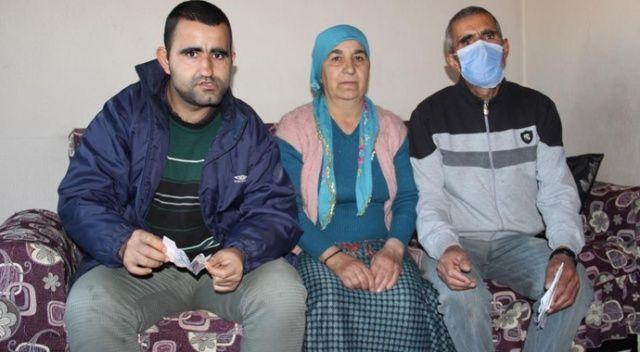 """Acılı anne hırsızlara seslendi: """"Çaldığınız paralar engelli çocuğumun geleceğiydi"""""""