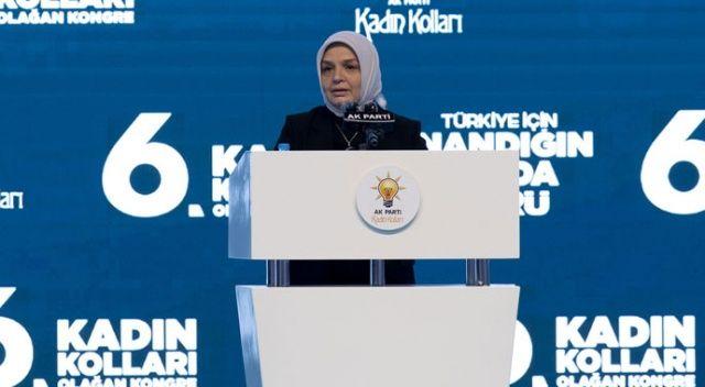 AK Parti Genel Merkez Kadın Kolları Başkanı Ayşe Keşir oldu