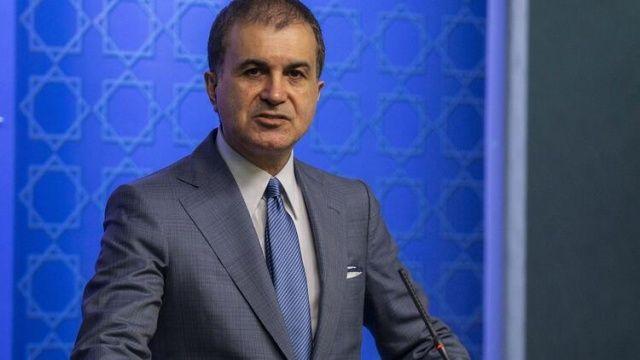 """AK Parti Sözcüsü Çelik: """"Bizim hiç kimsenin seçimlerine karışmak gibi bir arzumuz olamaz"""""""