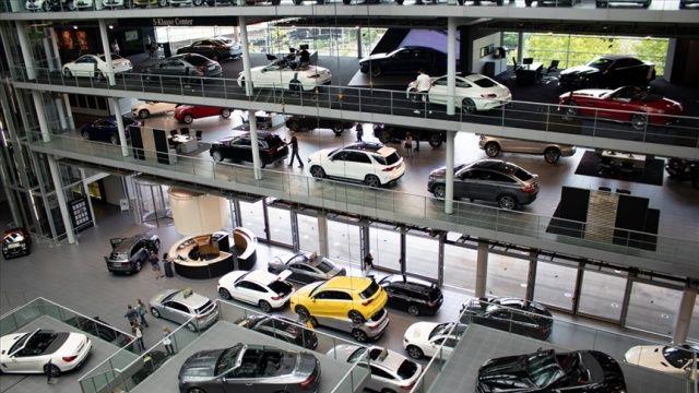 Alman otomotiv sektöründe durum iyileşiyor