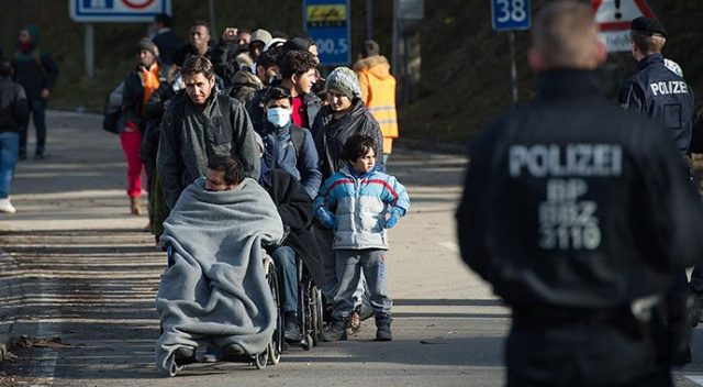 Almanya'da sığınmacılara yönelik saldırılar yüksek seviyede
