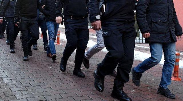 Ankara'da FETÖ operasyonu: 19 şüpheliye gözaltı