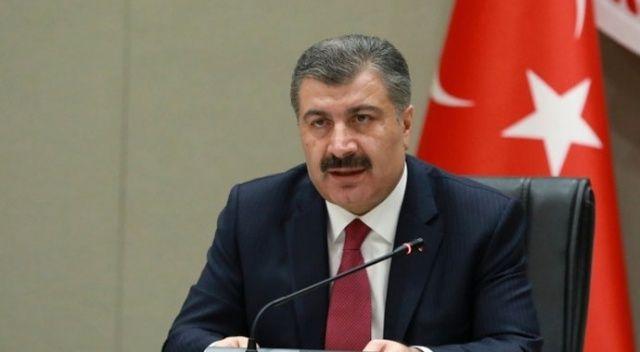 Bakan Koca, il il haftalık vaka sayılarını açıkladı