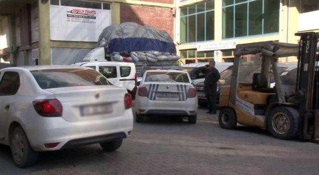 Başakşehir'de sanayi sitesinde güvenlik dehşeti: 1 yaralı