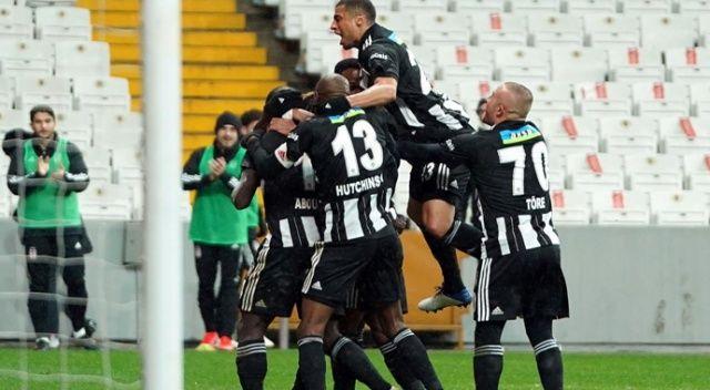 Beşiktaş savaşıyor!