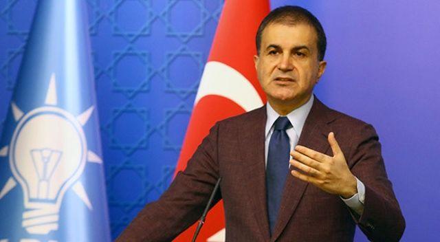Çelik: FETÖ terör örgütü, Türkiye düşmanı bir ihanet şebekesidir