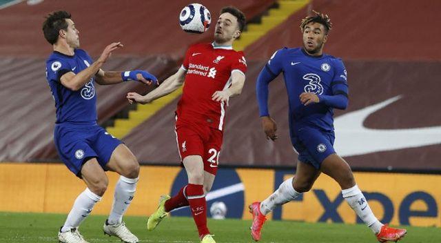 Chelsea, Liverpool'u tek golle geçti