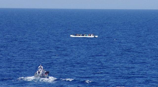 Cibuti'de kaçakçılar göçmenleri denize attı: 20 ölü