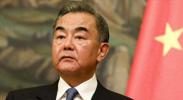 Çin Dışişleri Bakanı Wang'dan tartışmalı sahil güvenlik yasası açıklaması