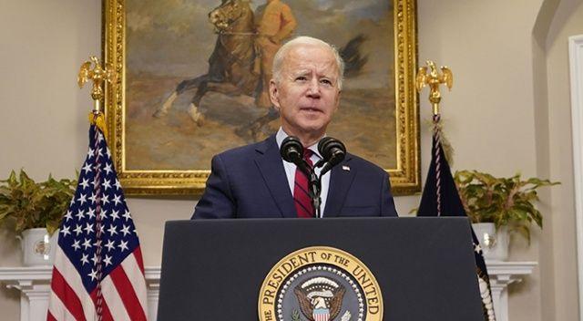 ABD'li üst düzey yetkililer: Biden yönetimi, bu hafta Rusya'ya yaptırımlar uygulayacak
