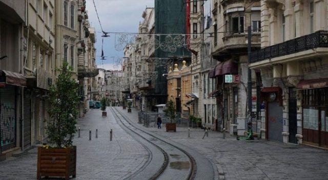 Cuma günü başlayan sokağa çıkma kısıtlaması sona erdi