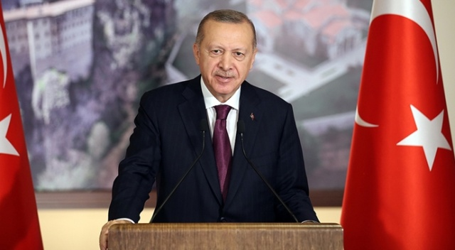 Cumhurbaşkanı Erdoğan, Stoltenberg'e objektif Türkiye değerlendirmeleri için teşekkür etti