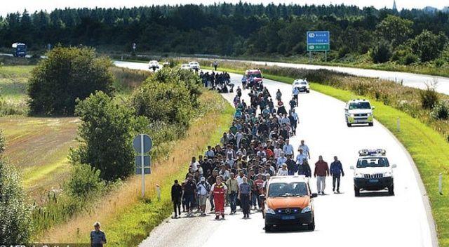 Danimarka'da şaşırtan karar: Suriye artık güvenli bir yer