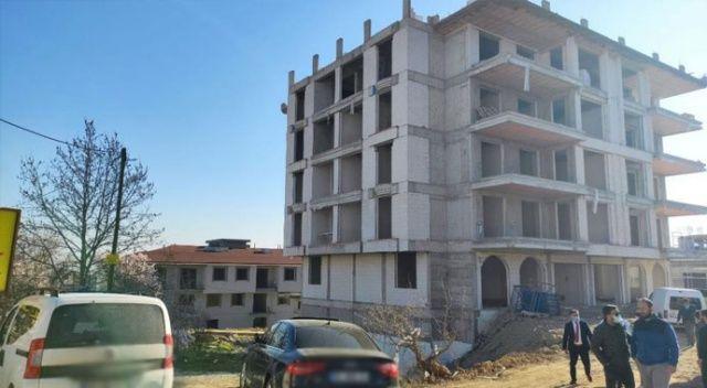 Denizli'de korkunç cinayet! 2 kardeşini inşaatta öldürdü