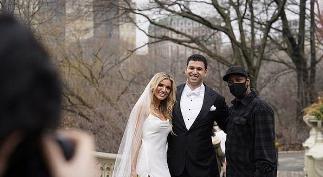 Denzel Washington'dan yeni evli çifte sürpriz