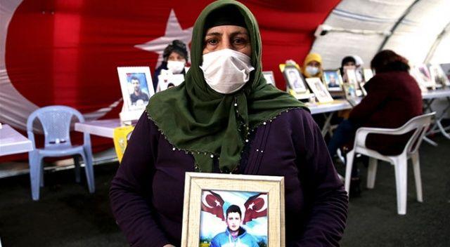 Diyarbakır annelerinden Rahime Taşçı: 7 yıldır evladımdan haber almadım, çok çile çekiyorum