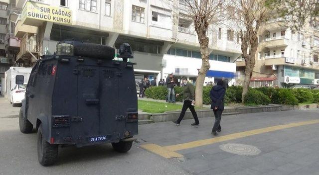 Diyarbakır'da banka soygunu girişimi: Müşteri gibi gelip bankayı soymaya çalıştı