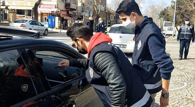 Edirne'de vaka sayısı arttı, denetimler sıklaştırıldı