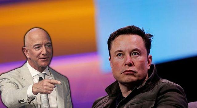 Elon Musk bir haftada 27 milyar dolar kaybetti, unvanını Jeff Bezos'a kaptırdı