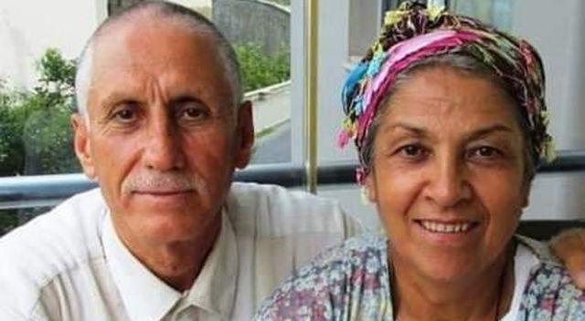 Emekli karı kocanın feci sonu